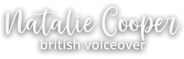 Natalie Cooper British voiceover