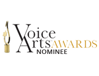 voiceover Natalie Cooper is a Voice Arts Awards voiceover nominee