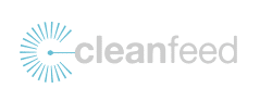 Clean Feed logo