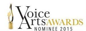 Voice Arts Awards Nominee 2015